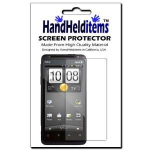 HHI HTC Evo Design 4G Crystal Clear Screen Protector