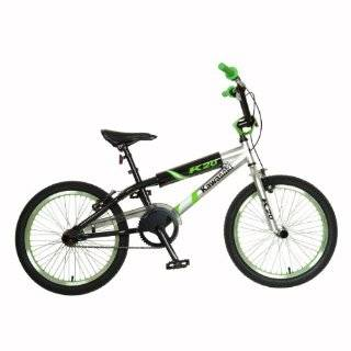 Razor Boys Aggressor BMX Bike (20 Inch Wheels, Black/Red