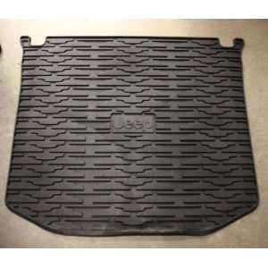 Jeep Grand Cherokee 2011 2012 REAR Molded Cargo Mat TRAY