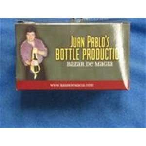 Bottle Production   Juan Pablo   General Magic tri Toys