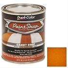 Dupli Color Paint Lacquer Translucent Candy Apple Orange 1 Quart Ea