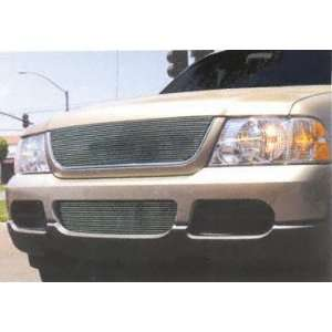 02 04 FORD EXPLORER FRONT BUMPER GRILLE SUV, Classic (2002