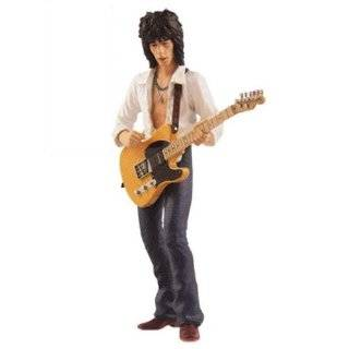 Led Zeppelin Jimmy Page 7 Action Figure  Toys & Games