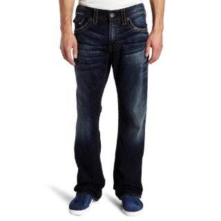 Silver Jeans Mens Gordie Straight Leg Jean Clothing