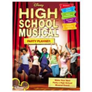 High School Musical 2 Party Planner Toys & Games