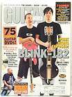 GUITAR WORLD MAGAZINE BLINK 182 MARK HOPPUS TOM DELONGE GOOD CHARLOTTE