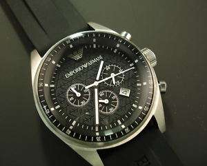 Emporio Armani AR 0527 Chronograph Watch