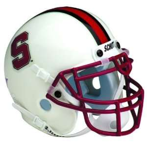 STANFORD CARDINAL OFFICIAL FULL SIZE SCHUTT FOOTBALL HELMET