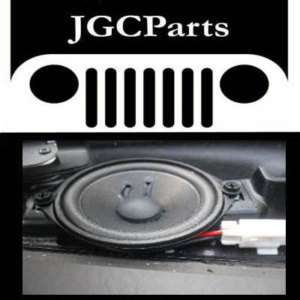 2001 Jeep Grand Cherokee dash speaker tweeter set