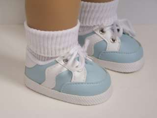 BLUE Sport Sporty Tennis Doll Shoes FOR AMERICAN GIRL♥