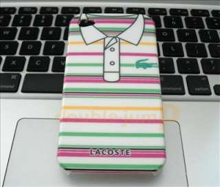Shirt Hard Cover Case for iPhone 4 4G LC 6