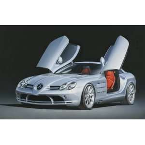 TAMIYA MODELS   1/24 Mercedes Benz SLR McLaren Sports Car