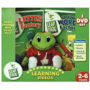 Leap Frog Gift Set   Letter Factory/Talking Word Factory