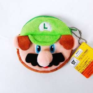 Super Mario Plush Wallet Coin Changes Bag Pouch Toys