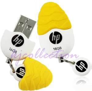 HP 16GB 16G USB Flash Pen Drive Unique Fun Cute Lovely EGG v270w