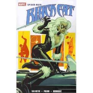 Black Cat[ BLACK CAT ] by Van Meter, Jen (Author) Jan 12
