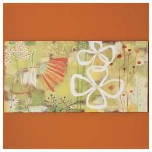 Kids Wall Décor & Kids Wall Art Kids Floral Garden