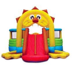 KidWise Lions Den Inflatable Bounce House