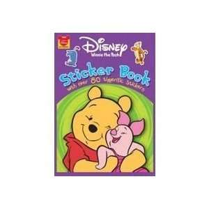 Pooh (Disney Sticker Book) (Spanish Edition) (9781405485012) Disney