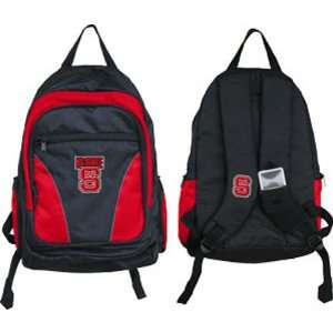 BSS   North Carolina State Wolfpack NCAA 2 Strap Backpack