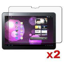 Anti Glare Screen Protector for Samsung Galaxy Tab 10.1v (Pack of 2