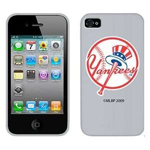 New York Yankees Yankees on Verizon iPhone 4 Case by
