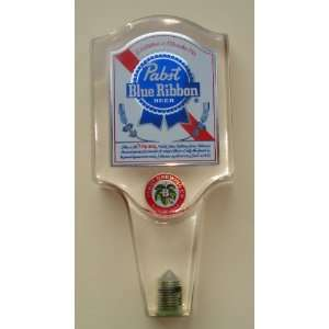 Pabst Blue Ribbon Original Mini Tap Handle Tapmarker