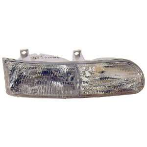 FORD TAURUS 92 93(94 95 GL MODEL) HEADLIGHT RIGHT