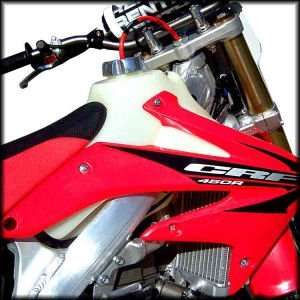 Clarke Gas Tanks Honda CRF450R (2005 2008) 2.6 Gallons