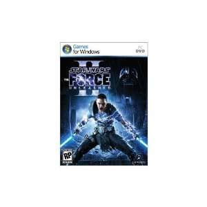 Lucas Arts Entertainment Star Wars The Force Unleashed Ii