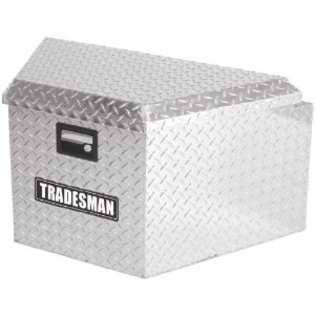Tradesman TAL16TTB 16 Inch Aluminum Trailer Tongue Tool Box at