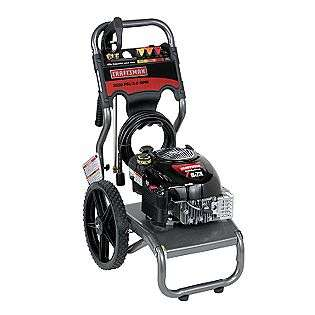 Gas Pressure Washer with 6.75 Briggs and Stratton Engine  Craftsman