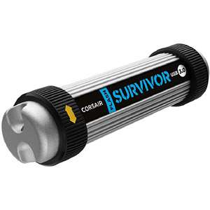 Corsair Flash Survivor 32GB USB 3.0 Flash Drive Computers