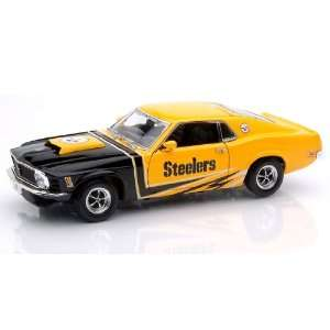 Upper Deck NFL 1970 Mustang Boss 429 Pittsburgh Steelers