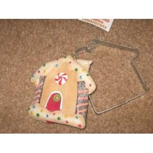 Gingerbread Cookie Cutter and Ornament