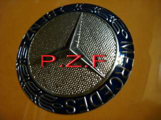 Mercedes Benz Star Steering Wheel Badge Emblem