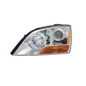 OE Replacement Kia Sorento Driver Side Headlight Assembly