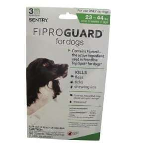 FiproGuard Topical Flea and Tick Treatment for Dogs 23