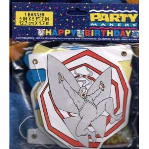 The Tick Happy Birthday Party Maker 5 Foot Banner 1995