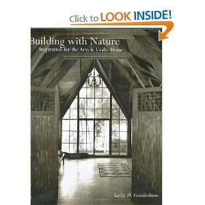 Building with Nature Inspiration for the Arts and Crafts
