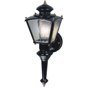 Heath Zenith Charleston Coach150 Degree Outdoor Motion Sensing Lantern