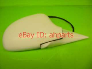 91 92 Toyota MR2 Passenger Side Door Mirror White OEM