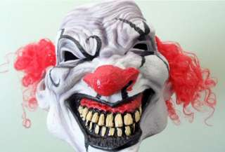 PartyLand Crazy Scary Clown Masks