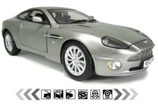 Aston Martin Vanquish 007 BOND 118 Diecast Model Car