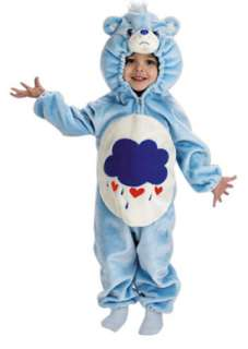Deluxe Plush Grumpy Care Bear Baby Costume   Girls Care Bears Costumes