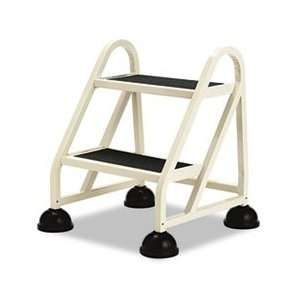 * Stop Step Two Step Aluminum Ladder, 21 1/4w x 20 1/4d x