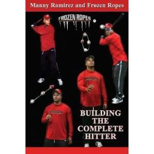 Baseball   Frozen Ropes Building the Complete Hitter DVD