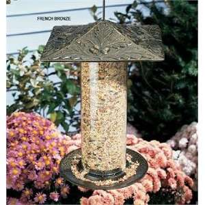 Oakleaf Tube Bird Feeder   12 Inch Patio, Lawn & Garden