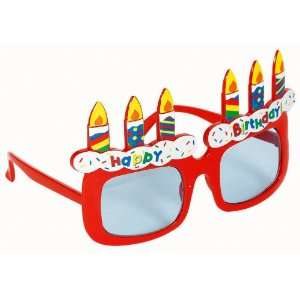 Lets Party By Amscan Birthday Cake Sunglasses