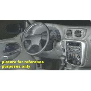 02 04 CHEVY CHEVROLET TRAILBLAZER DASH SUV, Kit, Double